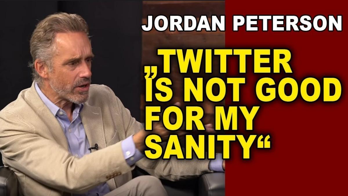 "Jordan Peterson Close To Launching ""Anti-Censorship ..."